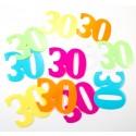 Konfetti XL, Geburtstag 30