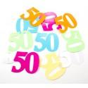 Konfetti XL, Geburtstag 50