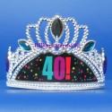 Krone zum 40. Geburtstag