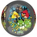 Luftballon Orbz Angry Birds, Folienballon ohne Ballongas