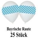 Luftballons Bayrische Raute