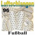 Fussball Luftschlangen, 96 Rollen, Jumbo