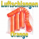 Luftschlangen Orange
