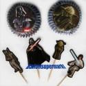 Muffindeko-Set Star Wars