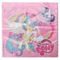 Kindergeburtstag-Servietten My Little Pony