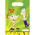 Phineas und Ferb, Party-Tüten