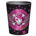 Pirate Girl Partybecher, 8 Stück