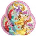 Disney Princess, Partyteller, 8 Stück