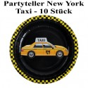 Partyteller, New York, 10 Stück