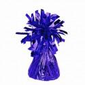 Ballongewicht, Halter für Luftballons mit Helium, Folienverzierung, Lila