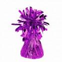 Ballongewicht, Halter für Luftballons mit Helium, Folienverzierung, Pink