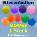 Riesenluftballon 350er Rund 1 Stück