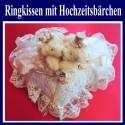 Ringkissen Hochzeit, Hochzeitsbärchen