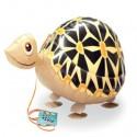 Schildkröte, Airwalker Luftballon aus Folie mit Helium