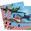 Kindergeburtstag-Party-Servietten Planes