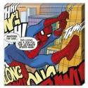 Party-Servietten Spider-Man zum Kindergeburtstag