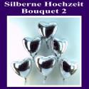"""Bouquet """"Silberne Hochzeit"""" 2"""