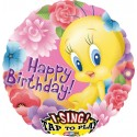 Singender Ballon: Tweety Happy Birthday