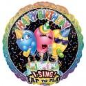 Singender Ballon, Happy Birthday, Happy Concert /ungefüllt