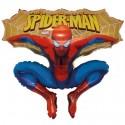 Luftballon Spider-Man, Folienballon mit Ballongas