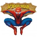 Luftballon Spider-Man, Folienballon ohne Ballongas