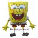 Luftballon Sponge Shape, Folienballon mit Ballongas