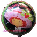 Luftballon Strawberry Shortcake, Folienballon mit Ballongas
