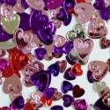"""Konfetti """"Loving Hearts"""" Bunt"""