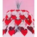 Dekorationshänger Herzen