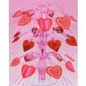 "Tischständer ""Loving Hearts"""