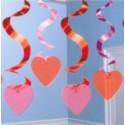 Streamin' Swirls Love Decoration
