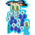 """Feuerwerk """"Cheers"""" Midi"""