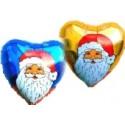 """Weihnachtsdekoration, Weihnachtsballons, Weihnachts-Maxi Set Nikolaus """"200"""""""