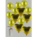 Goldene Hochzeit Maxi-Set 1