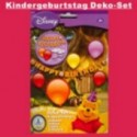 Kindergeburtstag Deko-Set