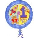 Birthday Boy 1. Geburtstag Luftballon