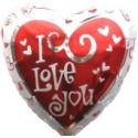 I Love you 7 (heliumgefüllt)
