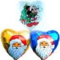 Weihnachtsglückwünsche Nikolaus & Mickey Christmas