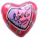 I Love You Heart II (ungefüllt)
