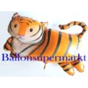 Tiger-Folienballon-ohne-Helium