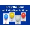 Fesselballon-48-cm-Auswahl