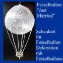 Fesselballon-Just-Married