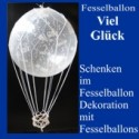 Fesselballon-Viel-Glück