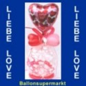 "Geschenkballon ""I Love You"""