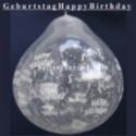 Geburtstag, Happy Birthday, Geschenkballons, Stuffer