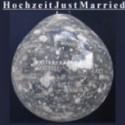 Hochzeit, Just Married 2, Geschenkballons, Stuffer