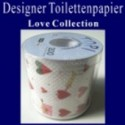 Designer Toilettenpapier, Love Collection