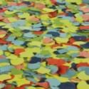 Konfetti zu Karneval und Fasching, Streukonfetti, 500 Gramm