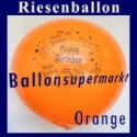 Riesenballon-Geburtstag-Happy-Birthday-Orange-(Helium)
