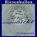 Riesenballon-Geburtstag-Happy-Birthday-Transparent-(Helium)